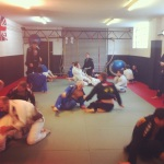 Packed Mats