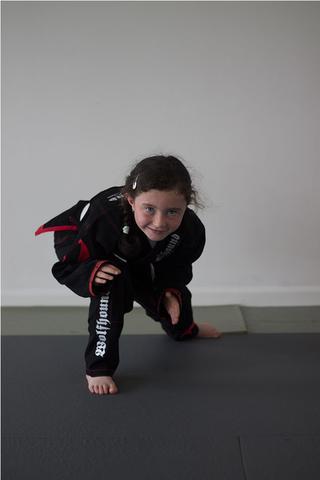 Childrens bjj class dublin Ireland